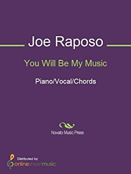You Will Be My Music by [Frank Sinatra, Joe Raposo]