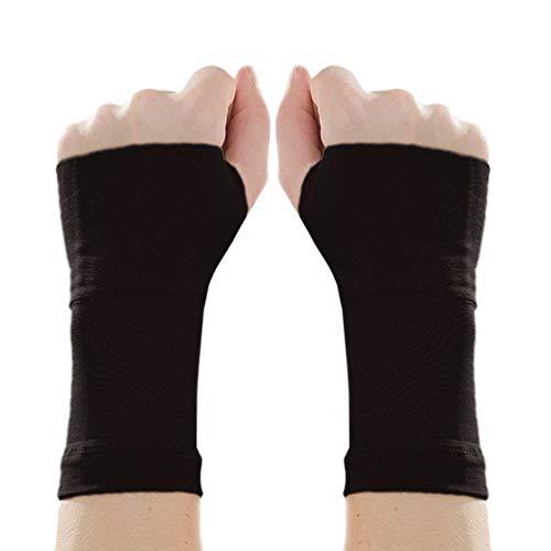 LIOOBO 1 Paar Handgelenkbänder unterstützen Unisex-Handgelenkbänder Universal-Handgelenkbandage für Krafttraining Bodybuilding Gewichtheben Krafttraining (e)