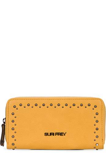 SURI FREY Geldbörse Karny 12059 Damen Geldbörsen Uni Yellow 460One Size