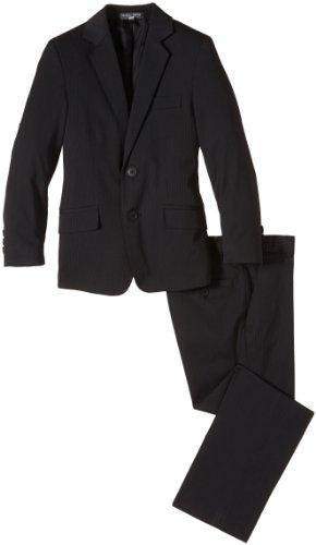 G.O.L. Jungen Anzug Blazeranzug, Regularfit, Gr. 146, Schwarz (black 2)