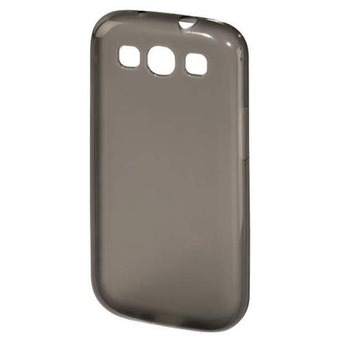 Hama Crystal Handy-Cover für Samsung Galaxy S3 grau