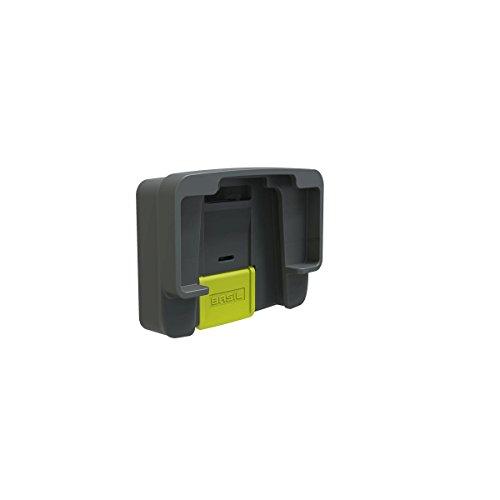 Basil Unisex Bas Easy/Klickfix Adapterplatte, Schwarz, Einheitsgröße