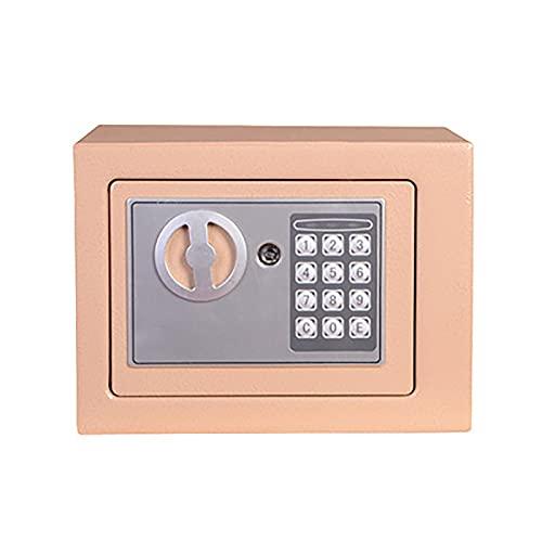 YANJ Piccole casseforti, Mini casseforti, Regali da Incasso, Password elettroniche, casseforti per Bambini