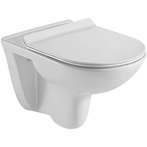 Design Hänge WC | Spülrandlose...