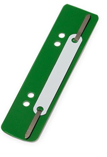 Durable 690105 Heftstreifen Flexi 1 Packung à 250 Stück grün