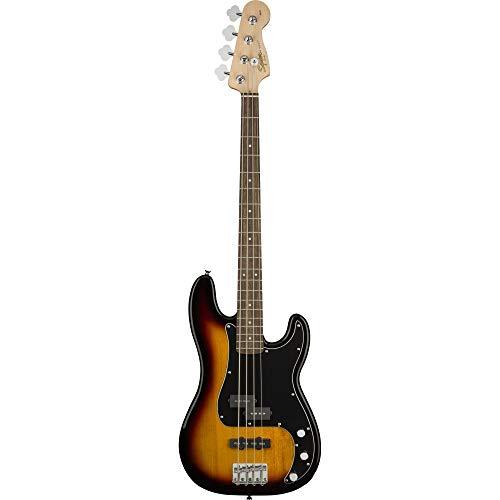 Fender Squier FSR Affinity Precision Bass PJ LRL 3 Tone Sunburst