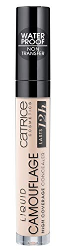 Catrice Liquid Camouflage High Coverage Concealer 007 Natural Rose - 1er Pack