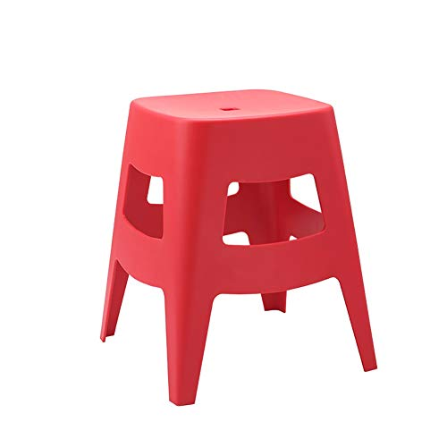 WJJ Silla de Sala taburetes apilables sillas de Comedor Silla de Oficina de apilamiento de Las oficinas, de formación, conferencias, Iglesias, centros comunitarios de Aula (Juego de 4) Sillón Relax