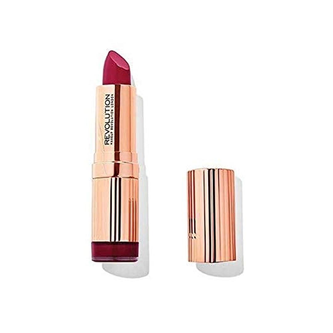 とても多くの化学薬品重荷[Revolution ] 革命ルネサンス口紅殿下 - Revolution Renaissance Lipstick Highness [並行輸入品]