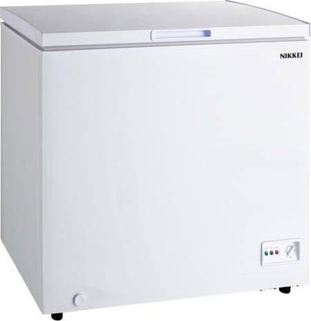Congelatore a Pozzetto, 212 Litri, A+, 9.1 Kg/24h