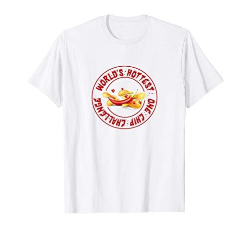 HOTTEST ONE CHIP CHALLENGE T-Shirt