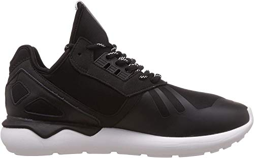 adidas Herren Tubular Runner High-Top, Schwarz (Core Black/Core Black/Ftwr White), 42 EU