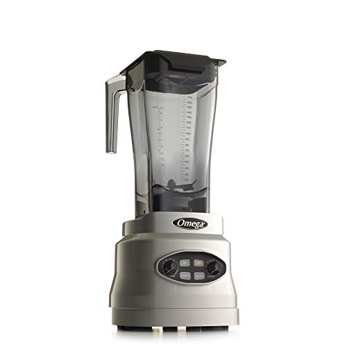 Omega Oz, Silver BL630S 3-HP Variable Speed Blender, 64-Ounce, (Discontinued