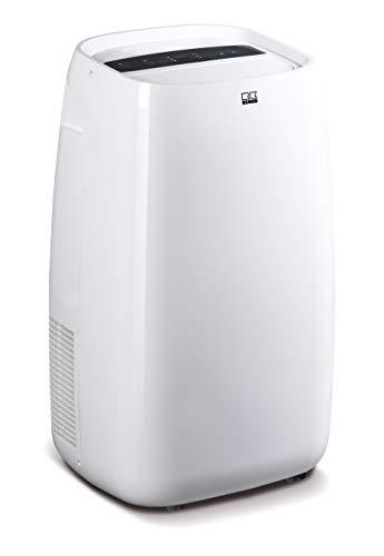 REMKO Raumklimagerät SKM ECO, weiß (Klimagerät für ca. 80m³, Kühlleistung 2,4 Kw, incl. Fernbedienung) 1601260