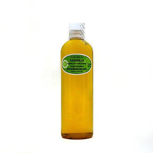 Karanja Aceite Orgánico 100% puro 12oz