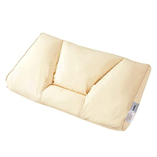 [Amazonブランド] Umi(ウミ)-枕 安眠枕 まくら 肩こり 丸洗い可能 ストレートネック 快眠 首こり 高反発 高...