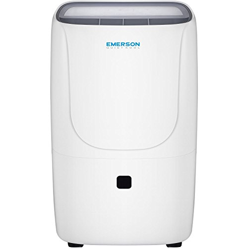 Emerson Quiet Kool 70-Pint Dehumidifier, EAD70E1, White