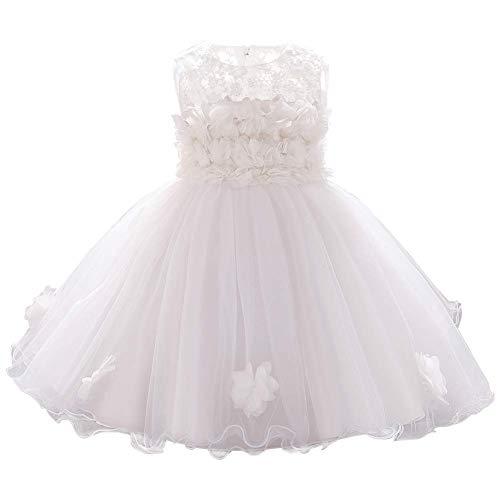 ODASDO - Vestido de flores para bebés y niñas (6 a 78.7ft)