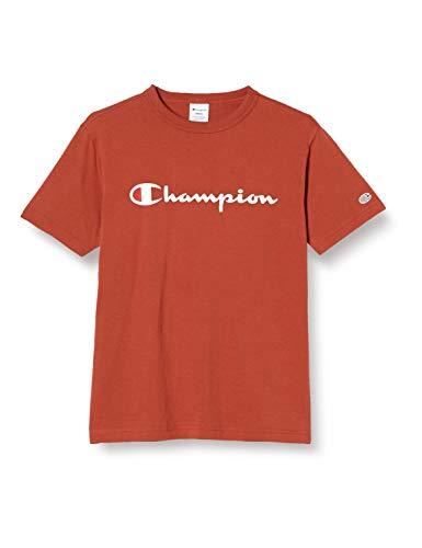 [チャンピオン] Tシャツ 半袖 綿100% 定番 スクリプトロゴプリント ショートスリーブTシャツ C3-P302 メンズ ラスト M