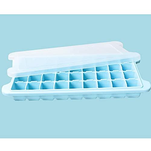 Molde de hielo Hielo haciendo bolsas de hielo Cubo de hielo Molde Molde Molde de hielo Herramienta de verano Bolsas de enfriador de hielo Bolsas de hielo Bolsa de hielo Fashion Freezing Hielo Cube Ban