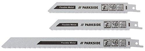 PARKSIDE® 3 Säbelsägeblätter PFSZ 3 A1 (Set