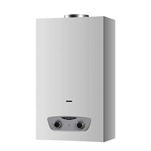 Calentador Ariston 11 Litros | Atmosferico | Encendido Automatico | Bajo NOx (Gas Butano)