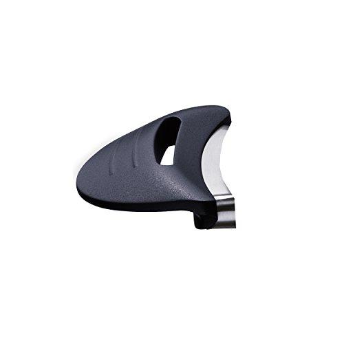 Fissler 1612624640 Intensa Seitengriff, 24 cm, schwarz
