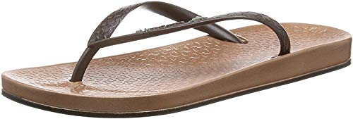 Ipanema Anat Brilliant III Fem, Chanclas para Mujer, Rosa (Rose/Brown 24188), 37 EU