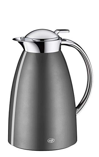 alfi Gusto Thermoskanne, Space Grey, 0,65 Liter