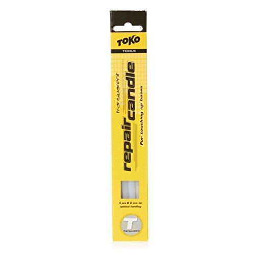 TOKO Repair Candle 6 mm Reparaturstick für Belagsschäden (transparent)