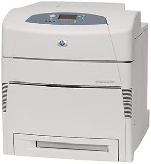 HP Color LaserJet 5550DN Printer (Renewed)