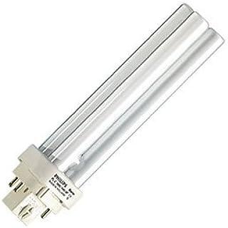 Philips Master PL-C 26W 840 4P G24q-3 - Bombilla fluorescente compacta (10 unidades)