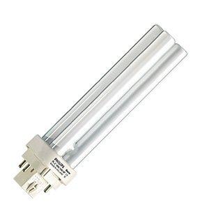 Philips Master PL-C 26W 840 4P G24q-3 - Bombilla fluorescente...
