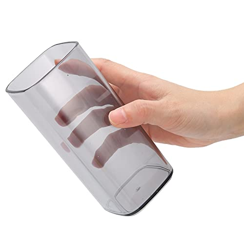 SHYEKYO Taza de té, Taza de Bebida fácil de Limpiar para el hogar para café(Grey)