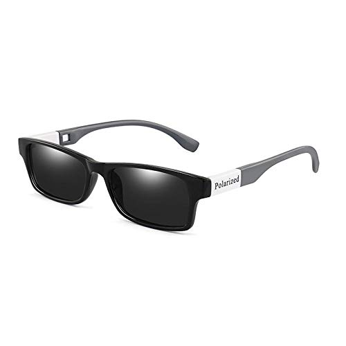 Sunglasses Diseño Gafas De Sol Cuadradas Polarizadas Vintage Hombres Gafas De Sol Gafas De Sol Negras Gafas De Sol Uv400 Sombras 02