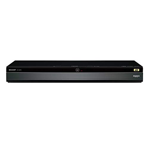 シャープ 2TB 3チューナー ブルーレイレコーダー 4Kチューナー内蔵 4K放送W録画対応 4Kアップコンバード対...