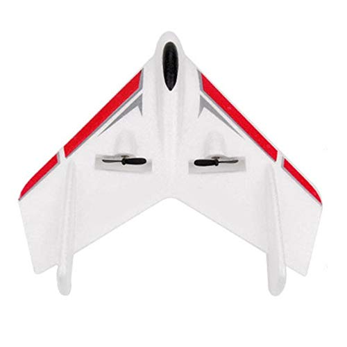 XYBB Airplane Toys RC Fighter Jet Fixed Wing RC Airplane 2.4G Remote Control Aircraft Plane Glider Interesting Toy Kids Interact Toys Red