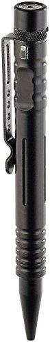 VisorTech Kubotan: 4in1-Tactical Pen mit Kugelschreiber, LED-Licht, Glasbrecher (Kubotan Kugelschreiber)