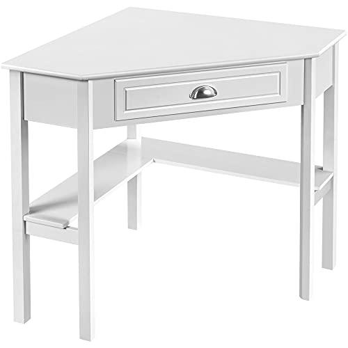 wood corner desk - 7