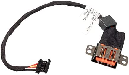DBParts DC Power Jack Harness Cable For Lenovo Thinkpad Yoga 3 14 700 14ISK 80QD P N DC30100P400 product image