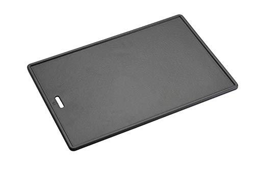 Rösle Grillplatte, rechteckig, Gusseisen emailliert, VIDERO G4/G6 (45 x 30 cm)