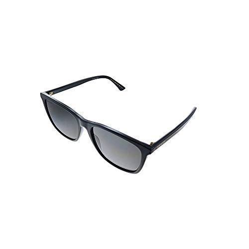 Gucci Gafas de sol GG0404S negro/gris polarizado