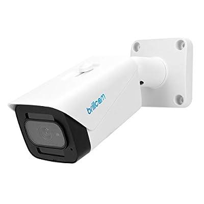 Amazon - 50% Off on 5MP PoE IP Camera, 2.8mm Lens Bullet Surveillance Cameras,100ft Night Vision PoE Camera,IP67 Waterproof