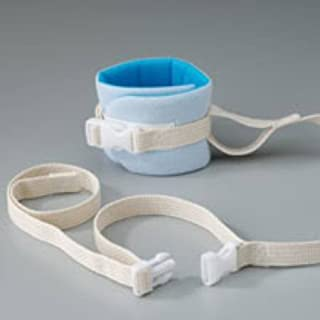 Posey 2532A Foam Limb Holders with Hook and Slider, Single Strap