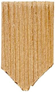 Factory Direct Craft Package of 1000 Pieces Dollhouse Miniature Economy Cedar Diamond Shingles for Home Projects, Crafting, Decorating and Displaying for Holidays and More