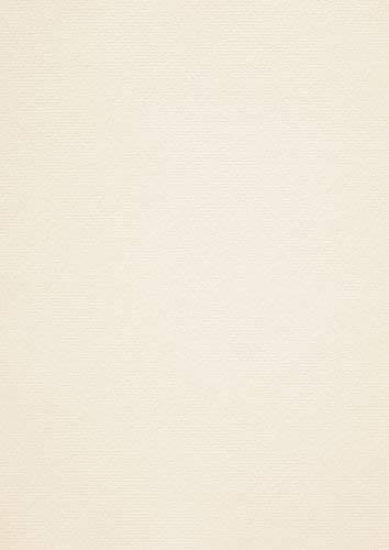50 Blatt A4 Conqueror) Oyster (Antik Weiß/Creme) Papier