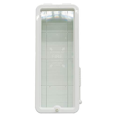 5# Fire Extinguisher Cabinet Indoor/Outdoor - White
