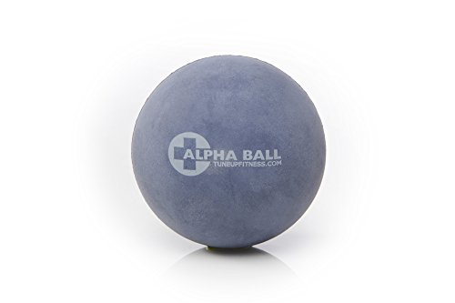 Tune Up Fitness Alpha Therapy Ball, Yoga Tune Up and The Roll Model Method, Self-Massage to Improve Mobility, Increase Athletic Performance, Myofascial Release, Trigger Point Therapy