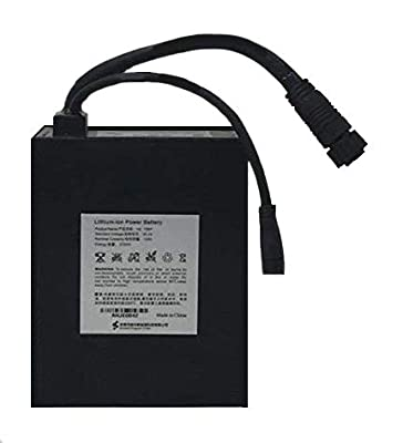 Replacement Battery for Underwater Scooter - by Hoverstar - CE and UL Approved - Eco Friendly and Rechargeable