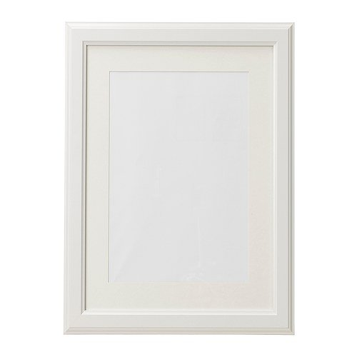 IKEA(イケア) VIRSERUM ホワイト 90167613 フレーム、ホワイト